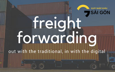 Roles of freight forwader in international transportation