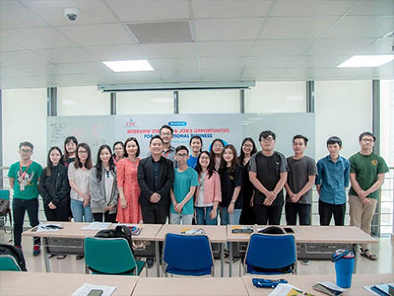 WORKSHOP - Kinh nghiệp làm việc Ngành Kinh doanh quốc tế và Logistics tại ĐH KINH TẾ TÀI CHÍNH TP. HCM
